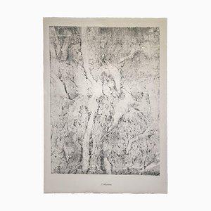 Jean Dubuffet, Alluvium, Lithograph, 1959