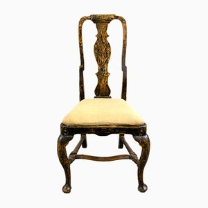 Swedish Gustavian Dining Chair, 18th Century
