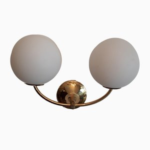 Sconce by Max Bill for Temde, 1960s