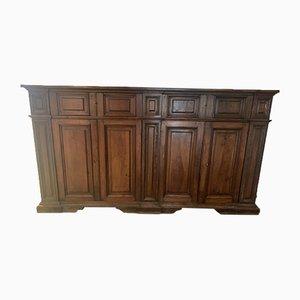 Large Walnut Sideboard, 1600s