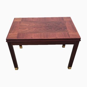 Rosewood Side Table from HMB Mobler, 1960s