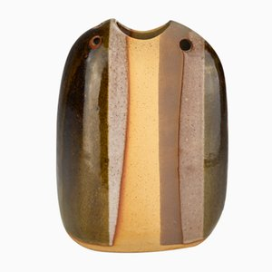 Pebble Vase by Peter Ellery for Tremaen, 1970s