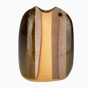 Pebble Vase von Peter Ellery für Tremaen, 1970er