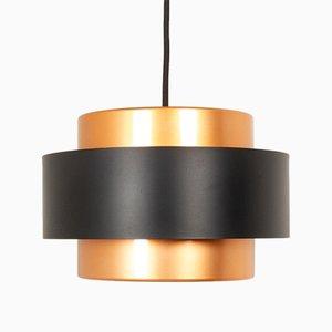 Lampada da soffitto Juno vintage di Johannes Hammerborg per Fog & Mørup, Danimarca, anni '60