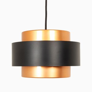 Vintage Danish Juno Ceiling Lamp by Johannes Hammerborg for Fog & Mørup, 1960s
