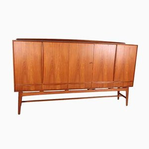 Scandinavian Teak Sideboard by by Svend Aage Madsen for Knudsen & Son, 1950s