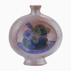 Keramikvase von Robert & Jean Cloutier, 1960er
