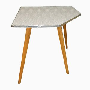 Wood & Formica Dining Table, 1950s