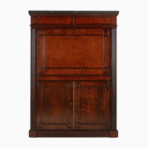 Regency Mahogany Secretaire from Gillows