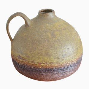 Vintage German Ceramic Vase by Rudi Stahl