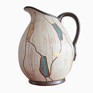 Vase by Heinrich-Maria Müller for Sawa Keramik, 1950s