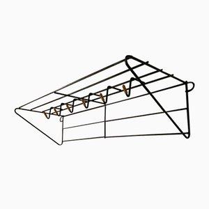 Perchero minimalista Mid-Century de Friso Kramer para t Spectrum, años 50