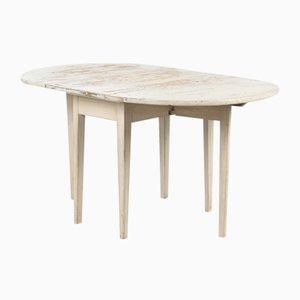 Gustavian Folding Dining Table