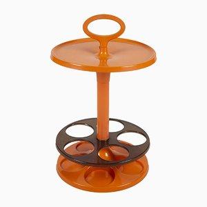Table de Bar Orange Vintage de Flair