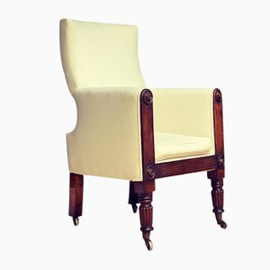 George IV Library Armchair by Thomas King