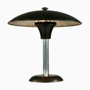 Vintage Bauhaus Table Lamp by Max Schumacher for Werner Schröder