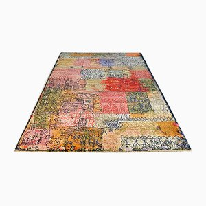 Danish Woolden Rug by Paul Klee for Ege Art Line, 1980s