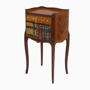 Louis XVI Book Side Table, 1920s