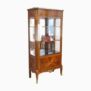 Cabinet with Marble Top, 1830s
