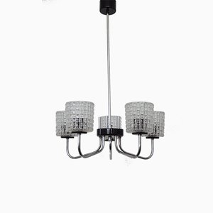 Ceiling Lamp from Lidokov, 1970s