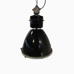 Industrial Ceiling Lamp from Elektrosvit, 1960s