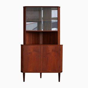 Teak Corner Cabinet, 1960s