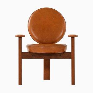 Danish Easy Chair by Bent Møller Jepsen for Sitamo Furniture