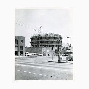 Capitol Records Building, Original Press, 1958