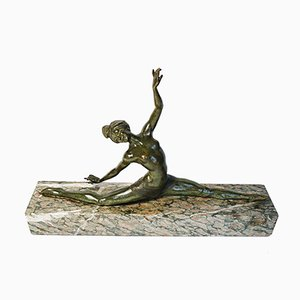 JP Morante, Dancing Lady, Bronze