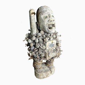Ethnische Nkisi Skulptur
