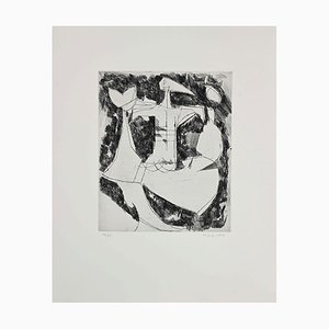 Marino Marini - Composition I - Radierung - 1956