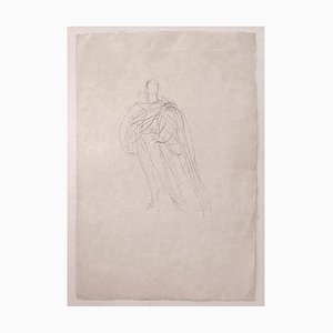 Ilse Voigt - Figure - Etching and Drypoint On Paper - Mid-20th-Century