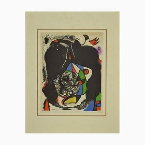 Joan Miró - Revolutions Performing Twentieth Century - Lithographie -1975