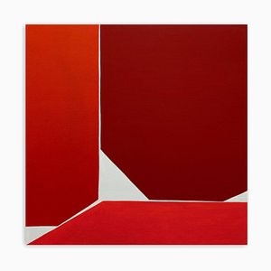 Pederson, Cut-up 21-3, 2021, Abstract Painting