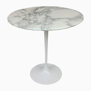 Table d'Appoint Tulipe par Eero Saarinen pour Knoll Inc. / Knoll International, Etats-Unis, 1970s
