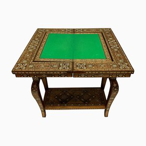 Antique Syrian Game Table