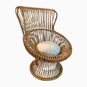 Margherita Chair by Franco Albini for Vittorio Bonacina, 1952