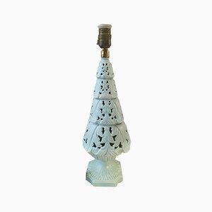 Spanische Keramik Tischlampe für Bondia, 1960er