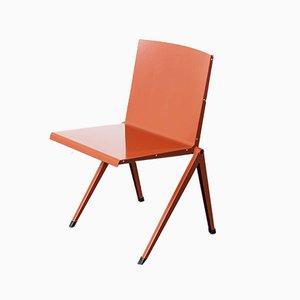 Moderner Gispen Mondial Stuhl von Gerrit & Wim Rietveld