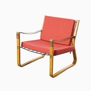 Flexible Lounge Chair by Nicholas Frewingn for Race Furniture, 1960s