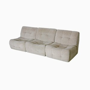 Modulares Sofa für Beka, 1970er, 3er Set