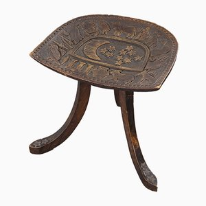 Antique Egyptian Style Thebes Stool for Liberty of London