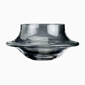 Atollo Transparent Glass Bowl