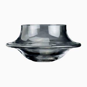 Cuenco Atollo de vidrio transparente