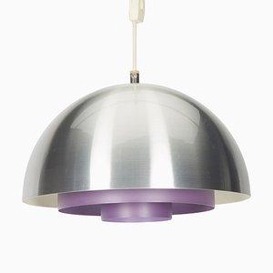 Vintage Purple Milieu Deckenlampe von Johannes Hammerborg für Fog & Mørup