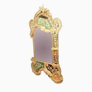 Ventian Glass Mirror, 1800s