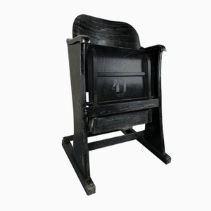 Vintage Cinema Folding Chair, 1950s