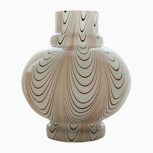 Large Italian Space Age Murano Gervasio Vase, 1970s