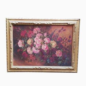 Gemälde von Flowers by L. Bosio