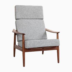 Dänischer Mid-Century Sessel aus Teak von Arne Vodder für France & Søn, 1960er